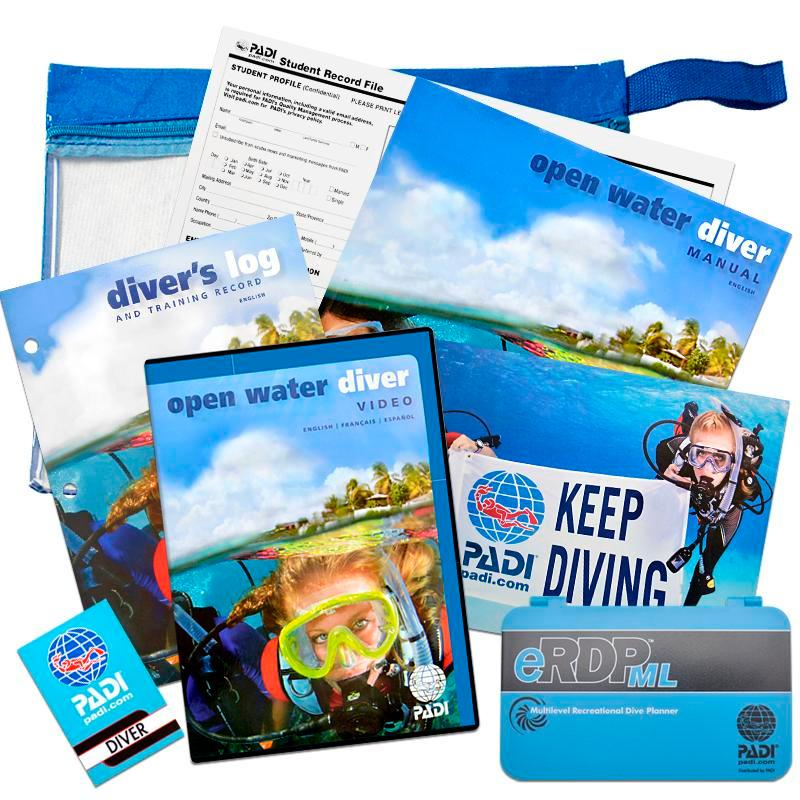 PADI Open Water Diver Course - Cape Town